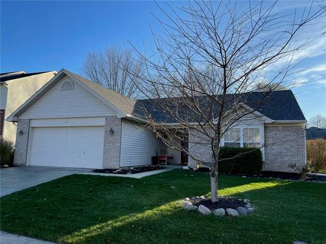 10471 Sand Creek Boulevard, Fishers, IN 46037 (MLS #21752439) :: The ORR Home Selling Team