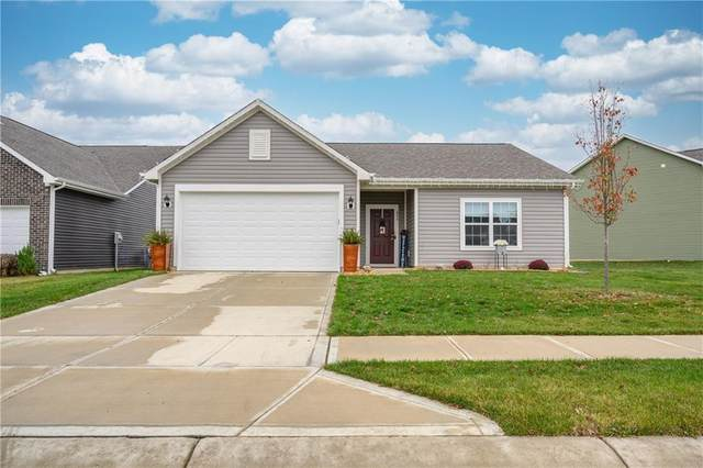 859 Redwood Drive, Franklin, IN 46131 (MLS #21752476) :: The ORR Home Selling Team