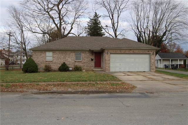295 N Mill Street, Plainfield, IN 46168 (MLS #21752479) :: The ORR Home Selling Team