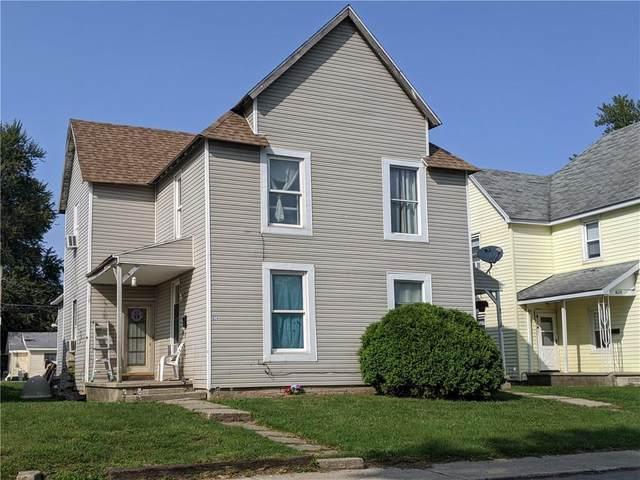 1624 S J Street, Elwood, IN 46036 (MLS #21752483) :: AR/haus Group Realty