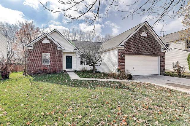 6273 Saddletree Drive, Zionsville, IN 46077 (MLS #21752484) :: Anthony Robinson & AMR Real Estate Group LLC