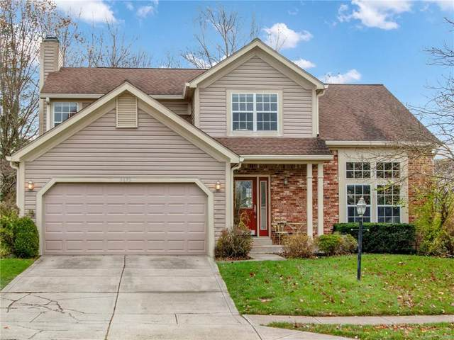 5675 Pinto Circle, Indianapolis, IN 46228 (MLS #21752494) :: The Evelo Team