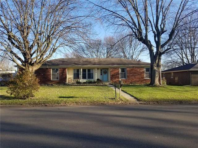3015 Flintwood Drive, Columbus, IN 47203 (MLS #21752495) :: Mike Price Realty Team - RE/MAX Centerstone