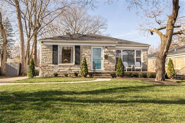 6412 Broadway Street, Indianapolis, IN 46220 (MLS #21752502) :: The ORR Home Selling Team