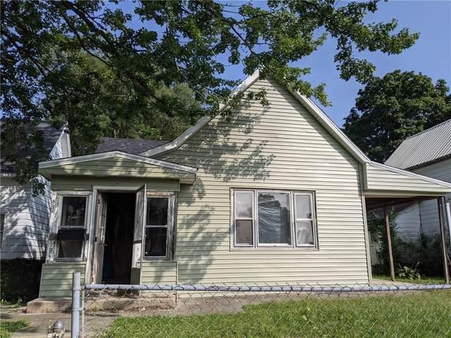 847 N 12th Street, Elwood, IN 46036 (MLS #21752510) :: Ferris Property Group