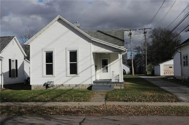 1117 Chestnut Street, Columbus, IN 47201 (MLS #21752516) :: AR/haus Group Realty