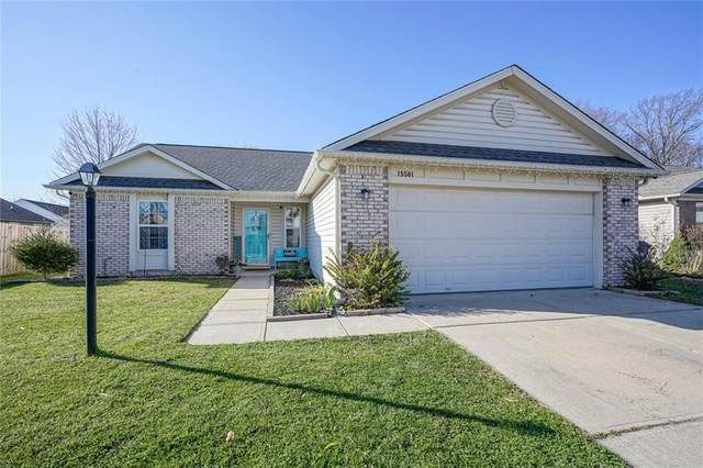 15501 Dusty Trail, Noblesville, IN 46060 (MLS #21752522) :: The ORR Home Selling Team