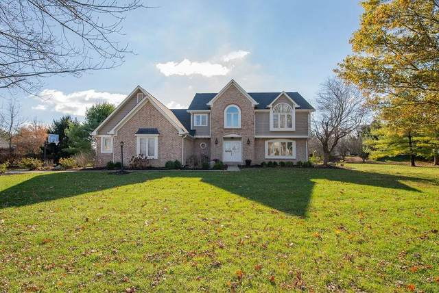 11009 Bridlewood Trail, Zionsville, IN 46077 (MLS #21752540) :: Richwine Elite Group