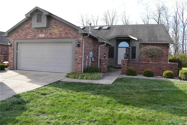 1322 Country Creek Circle, Shelbyville, IN 46176 (MLS #21752541) :: Anthony Robinson & AMR Real Estate Group LLC