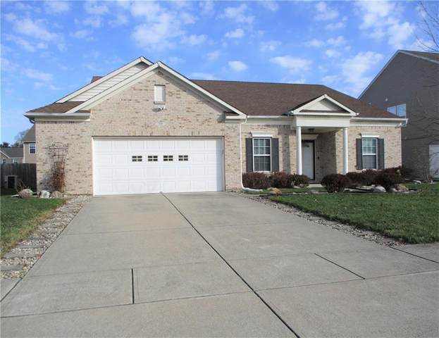 709 Timeless Run, Greenwood, IN 46143 (MLS #21752545) :: The ORR Home Selling Team