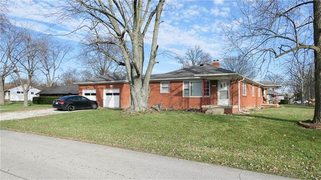 7502 E Michigan Street, Indianapolis, IN 46219 (MLS #21752550) :: The ORR Home Selling Team