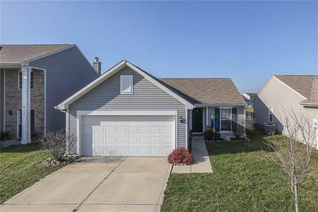 1420 Pencross Lane, Greenwood, IN 46143 (MLS #21752551) :: The ORR Home Selling Team