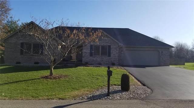 1424 N Matthew Drive, Greensburg, IN 47240 (MLS #21752559) :: Ferris Property Group