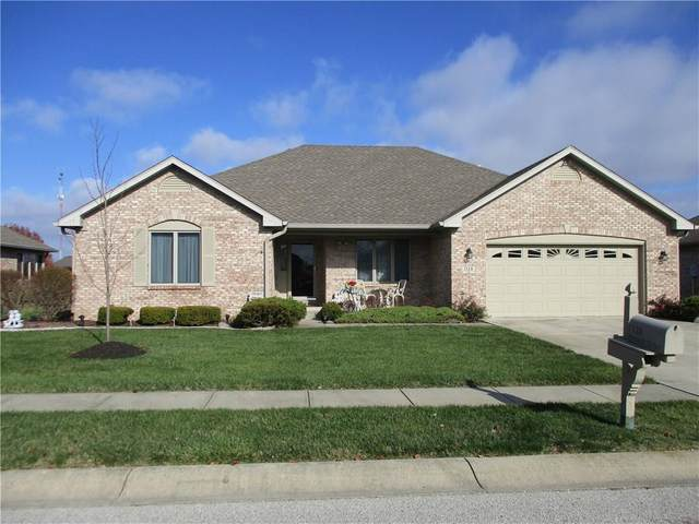 1128 Spencer Drive, Brownsburg, IN 46112 (MLS #21752563) :: Mike Price Realty Team - RE/MAX Centerstone