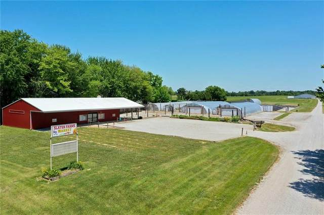 15002 S Us Highway 41, Terre Haute, IN 47802 (MLS #21752565) :: The Evelo Team
