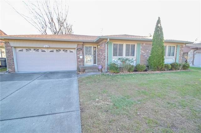 5549 Riva Ridge Drive, Indianapolis, IN 46237 (MLS #21752570) :: The ORR Home Selling Team