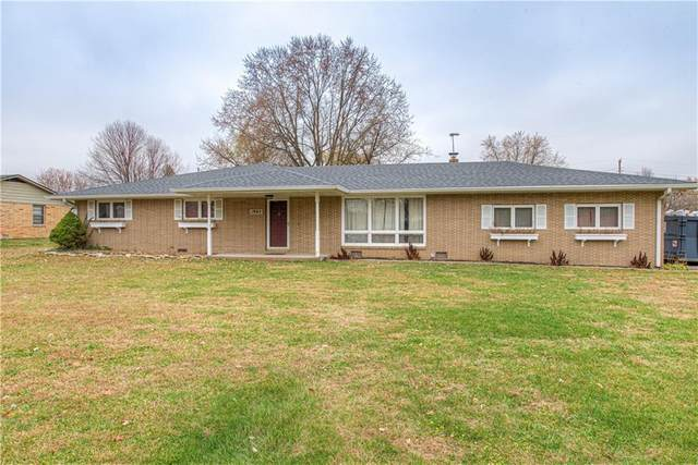 1905 Southwoods Road, Anderson, IN 46012 (MLS #21752581) :: AR/haus Group Realty