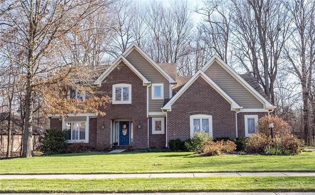 8193 Fawnsbrook Drive, Fishers, IN 46038 (MLS #21752588) :: The ORR Home Selling Team