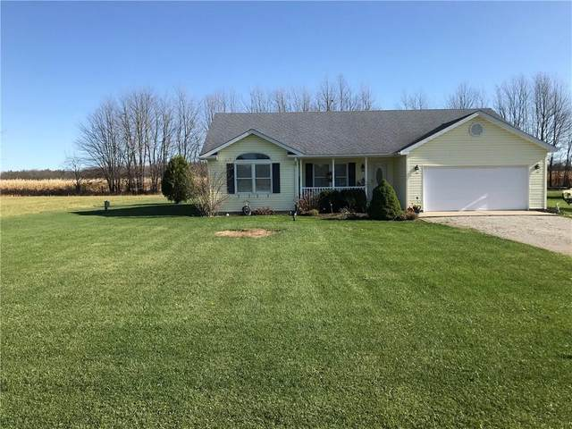 947 E Pueblo, Greensburg, IN 47240 (MLS #21752590) :: AR/haus Group Realty