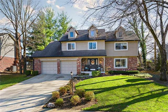 127 Stony Creek Overlook, Noblesville, IN 46060 (MLS #21752601) :: The ORR Home Selling Team