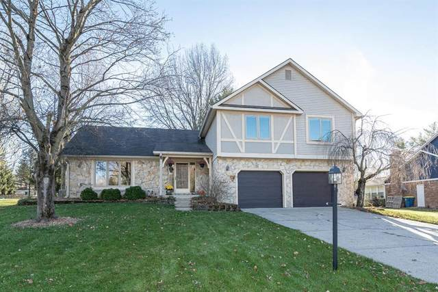 650 Westminster Drive, Noblesville, IN 46060 (MLS #21752604) :: The Evelo Team