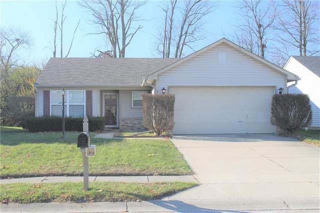 2250 Historic Oaks Boulevard, Indianapolis, IN 46214 (MLS #21752629) :: Richwine Elite Group