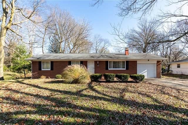 7555 N Sherman Drive, Indianapolis, IN 46240 (MLS #21752641) :: Ferris Property Group