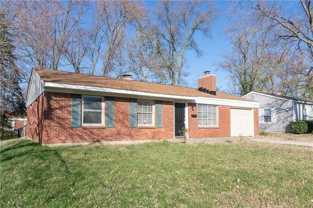 7806 Souter Drive, Indianapolis, IN 46219 (MLS #21752662) :: The ORR Home Selling Team