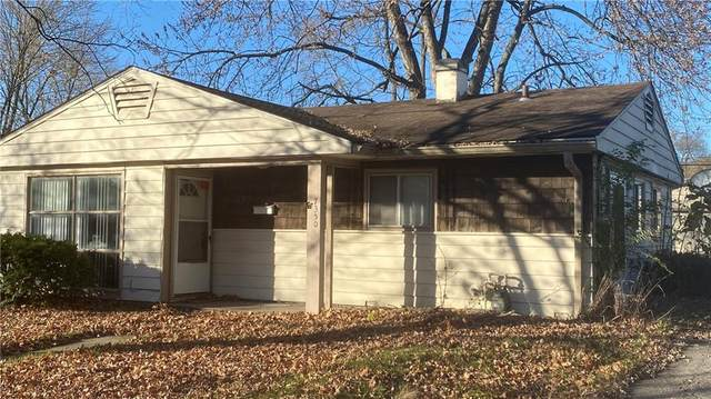7350 Twin Beech Drive, Indianapolis, IN 46226 (MLS #21752667) :: The ORR Home Selling Team
