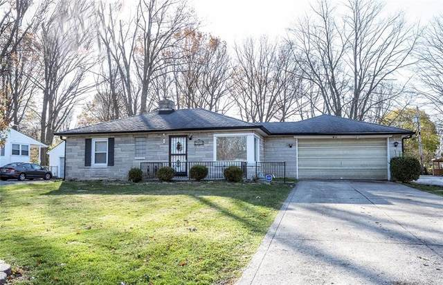 7305 E 13TH Street, Indianapolis, IN 46219 (MLS #21752684) :: Richwine Elite Group