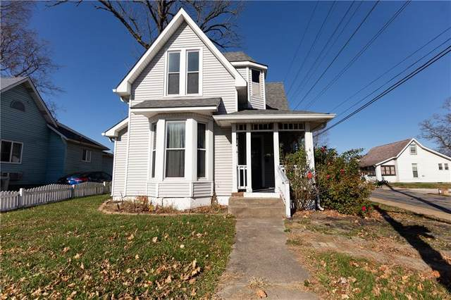 2 W Main Street, Greenwood, IN 46142 (MLS #21752690) :: Anthony Robinson & AMR Real Estate Group LLC