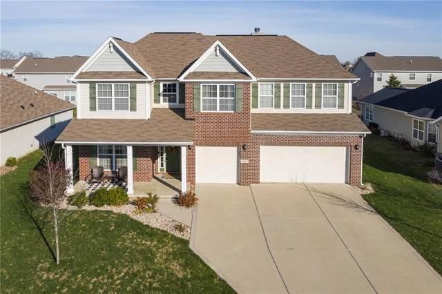 5688 Mustang Terrace, Plainfield, IN 46168 (MLS #21752704) :: Richwine Elite Group