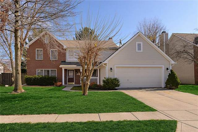 14533 Cherry Ridge Road, Carmel, IN 46033 (MLS #21752705) :: Mike Price Realty Team - RE/MAX Centerstone