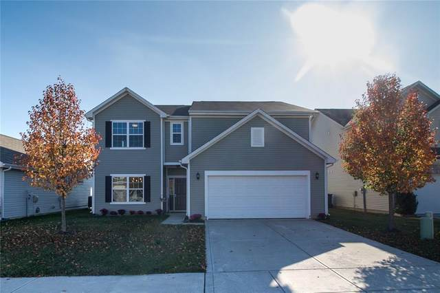 11183 Lucky Dan Drive, Noblesville, IN 46060 (MLS #21752735) :: The ORR Home Selling Team