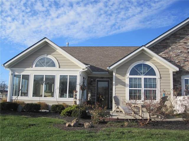 1033 Distinctive Way, Greenfield, IN 46140 (MLS #21752742) :: Heard Real Estate Team | eXp Realty, LLC