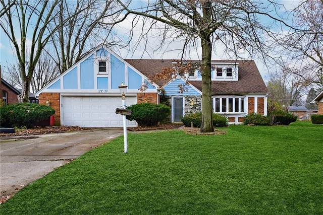 17 N Lansdown Way, Anderson, IN 46012 (MLS #21752753) :: The Indy Property Source