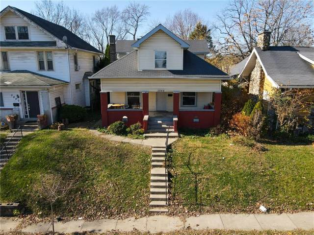 3844 Graceland Avenue, Indianapolis, IN 46208 (MLS #21752755) :: Realty ONE Group Dream