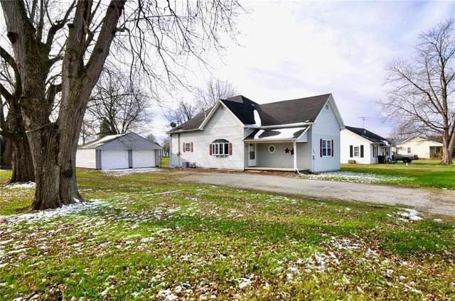 105 W North A Street, Elwood, IN 46036 (MLS #21752766) :: Dean Wagner Realtors