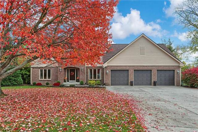 222 Westchester Boulevard, Noblesville, IN 46062 (MLS #21752775) :: The ORR Home Selling Team