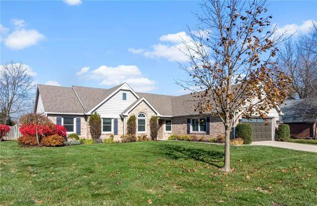 9046 Pinecreek Court, Indianapolis, IN 46256 (MLS #21752777) :: The ORR Home Selling Team