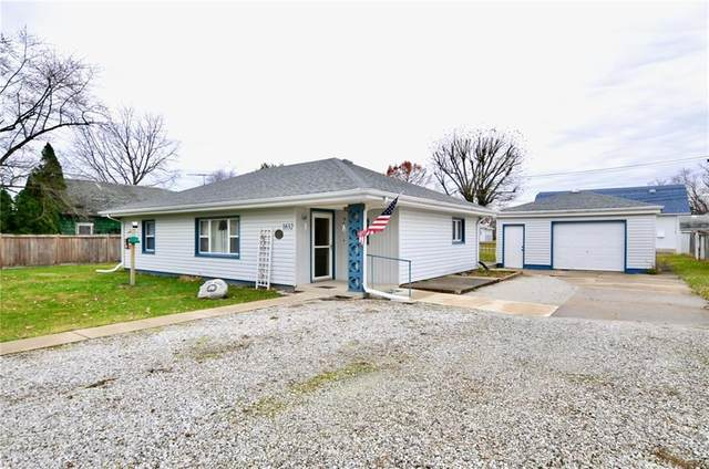 1832 S Q Street, Elwood, IN 46036 (MLS #21752786) :: Mike Price Realty Team - RE/MAX Centerstone