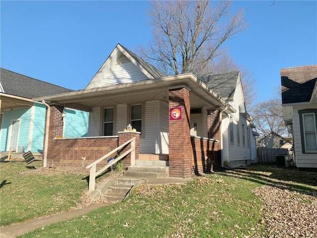 219 N Summit Street, Indianapolis, IN 46201 (MLS #21752796) :: Corbett & Company