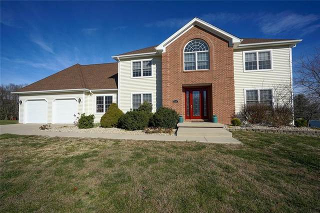 809 Buena Vista Drive, Brownstown, IN 47220 (MLS #21752802) :: The Indy Property Source