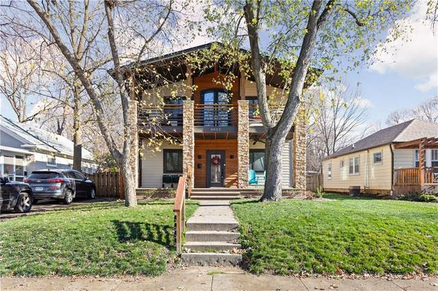 6025 Guilford Avenue, Indianapolis, IN 46220 (MLS #21752804) :: Richwine Elite Group