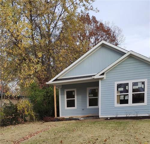 4031 N Butler Avenue, Indianapolis, IN 46226 (MLS #21752830) :: The Evelo Team