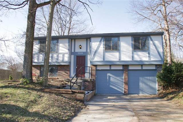 5524 Freedom Court, Indianapolis, IN 46254 (MLS #21752840) :: Richwine Elite Group
