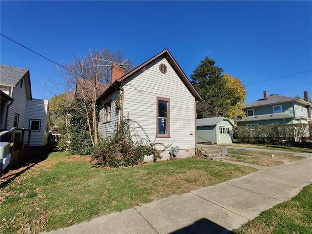 214 W Franklin Street, Shelbyville, IN 46176 (MLS #21752848) :: Ferris Property Group