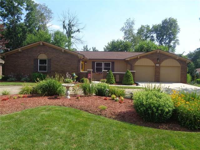 4069 Easy Street, Greenwood, IN 46142 (MLS #21752915) :: AR/haus Group Realty