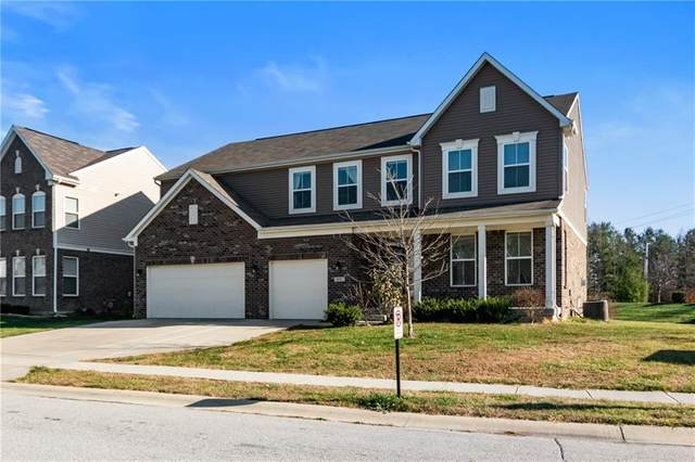 4953 Shakamak Court, Indianapolis, IN 46239 (MLS #21752916) :: The ORR Home Selling Team
