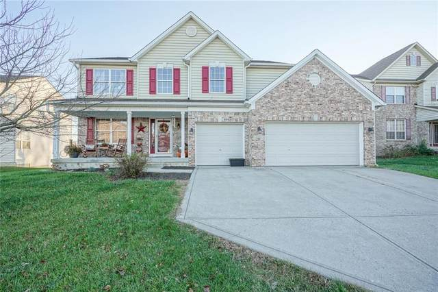 10353 Gladeview Drive, Indianapolis, IN 46239 (MLS #21752920) :: AR/haus Group Realty